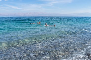 How to visit Israel's Dead Sea