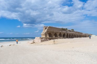 Israel exploration: Caesarea, Herod's city by the sea