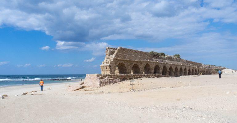 Israel exploration: Caesarea, Herod's city by the sea