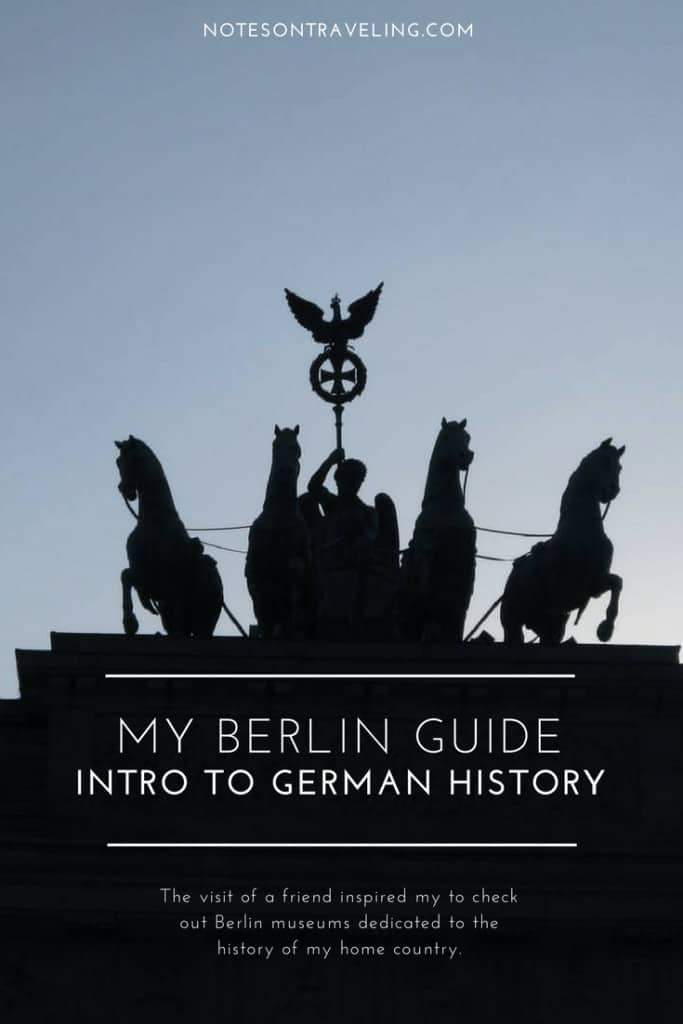 Never been to Germany? Or looking to learn more about the basics of German history? I'll take you on a tour of Berlin that has all the history covered.