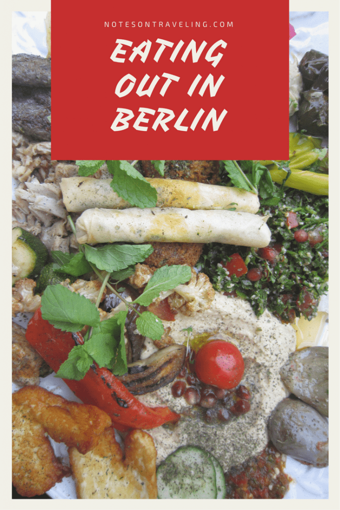 A brief guide to Berlin food: My favorite spots for breakfast, lunch & dinner. Plus: Drinks & weekend brunch.