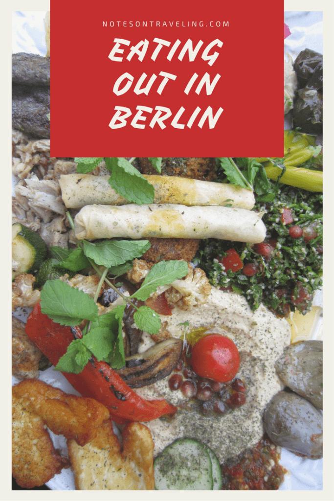A brief guide to Berlin food: My favorite spots for breakfast, lunch & dinner. Plus: Drinks & weekend brunch.