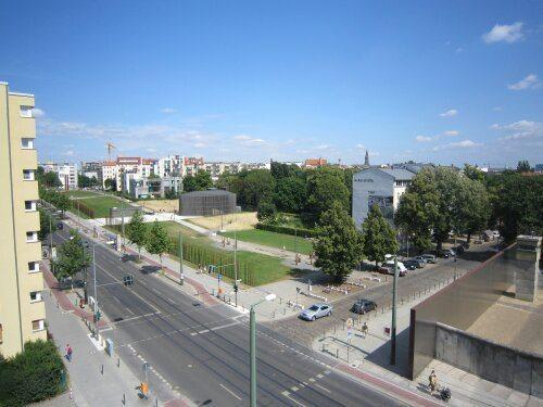 Gedenkstätte Berliner Mauer, Bernauer Straße, Germany (2013-07)