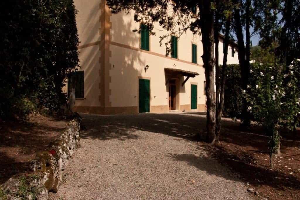 BnB Villa Zara, Siena, Tuscany, IT (2015-12-31)