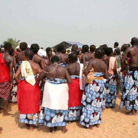 Vodon vodoo festival, Gran Popo, Benin (2012-01)