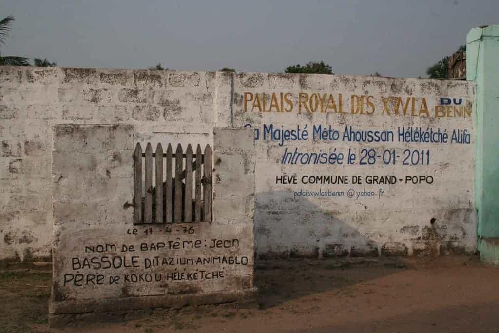 Palais Royal, Heve, Benin (2012-01)