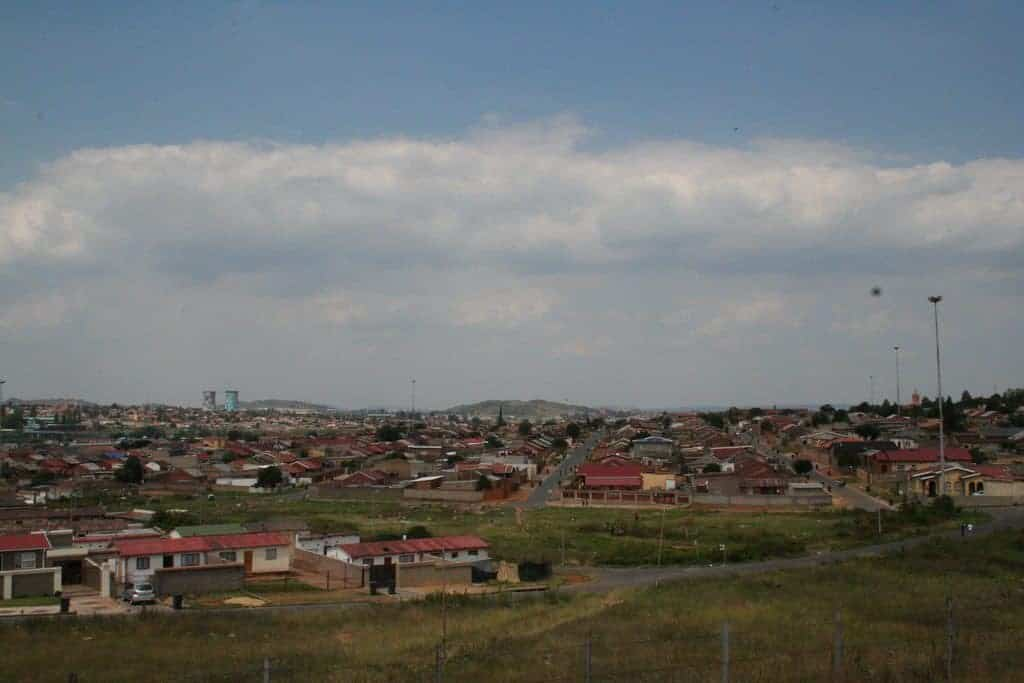 View of Soweto, Johannesburg, South Africa (2012-03)