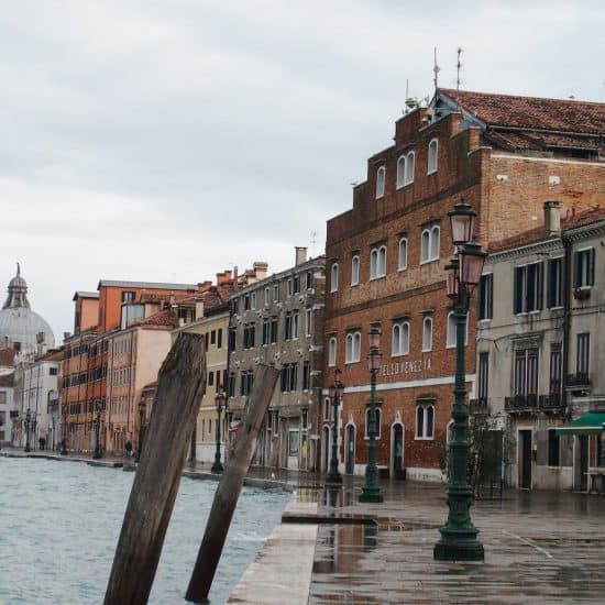 Generator Hostel, Guidecca, Venice, IT (2016-01-11)