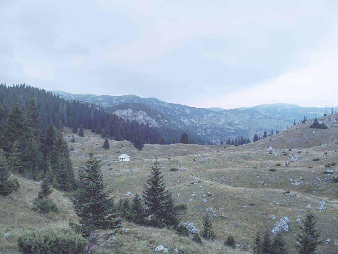 Solitude in Durmitor National Park, Montenegro (2016-09-24)