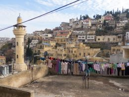 My accommodation in Jordan
