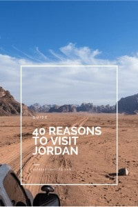 The Jordan Pass & why you should visit Jordan (beyond Petra)