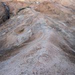 Ramp path at Masada National Park, Israel (2017-01-03)