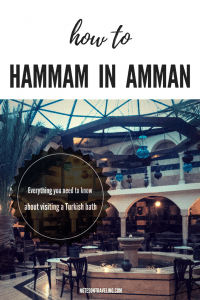 Hammam in Amman