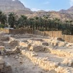 Ancient Synagogue, Ein Gedi Nature Reserve, Israel (2017-01-04)