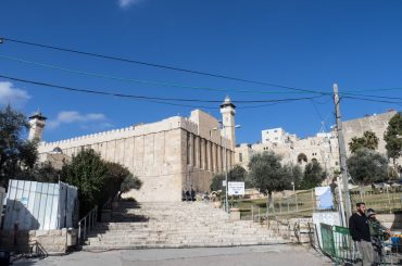 Hebron, a dual-narrative tour with Abraham Tours