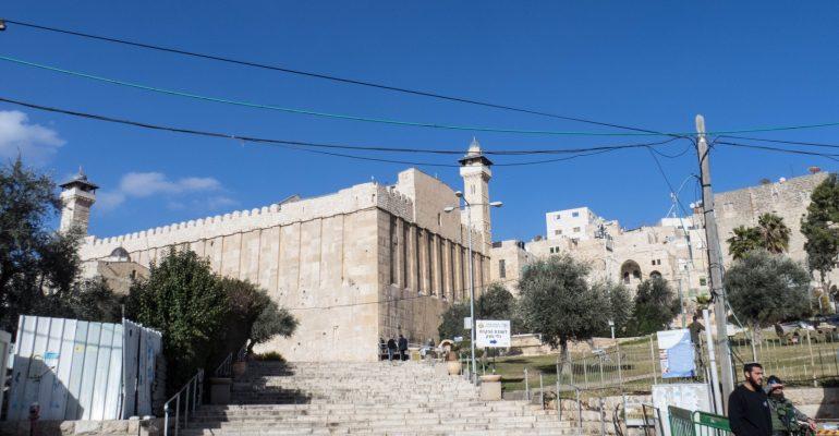 Hebron, a dual-narrative tour with Abraham Tours