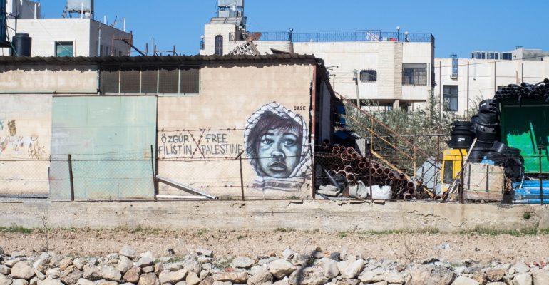 Banksy's Bethlehem — A street art tour through the city Jesus was born in