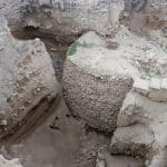 Excavation on Tel as-Sultan, Jericho, Palestine (2017-01-15)