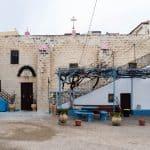 The Greek Orthodox Monastery, Nazareth, Israel (2017-02-03)
