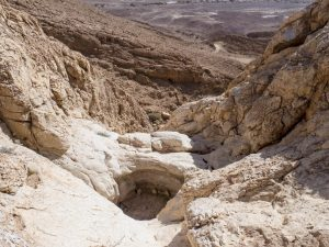 Before the descend, somewhere inside Ramon Crater, Mitspe Ramon, Israel (2017-02-08)