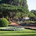 Baha'i Gardens, Haifa, Israel (2016-12)
