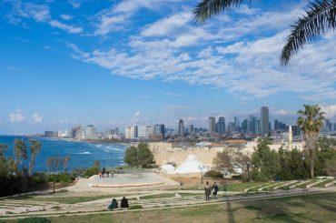 15 top sights along the Israeli Coast