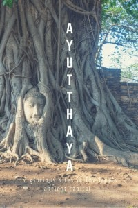 Thailand's ancient capital Ayutthaya is 70km from Bangkok. The UNESCO World Heritage has plenty of sights to offer and warrants a day or two of exploration.