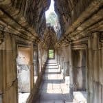Baphuon Temple gallery, Angkor Thom, Siem Reap, Cambodia (2017-04-13)