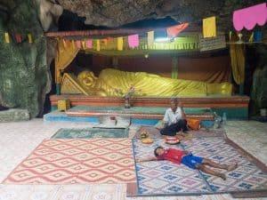 Killing Caves in Phnom Sampov, Battambang, Cambodia (2017-04)