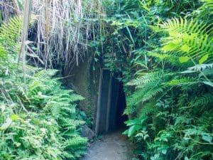 DMZ Tour: entrance to Vinh Moc tunnels, Vietnam (2017-06-26)