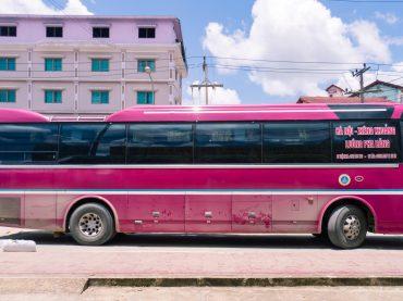 Vietnam To Laos – Taking the Bus From Hanoi To Luang Prabang