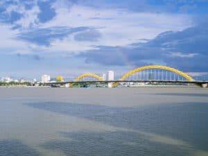 Dragon Bridge, Da Nang, Vietnam (2017-06)