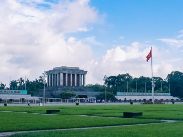 Who Was Uncle Ho? – The Ho Chi Minh Mausoleum in Hanoi, Vietnam