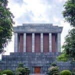 Ho Chi, Minh Mausoleum, Hanoi, Vietnam (2017-07)