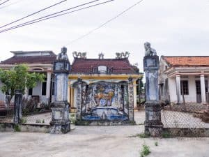 Temple, Hoi An, Vietnam (2017-05/06)