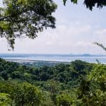 View from Kep National Park, Cambodia (2017-04)