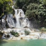 Kuang Si Waterfall, Luang Prabang, Laos (2017-08)