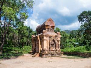 My Son Sanctuary, Hoi An, Vietnam (2017-05)