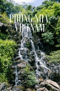 The thick vegetation and hundreds of caves ensured Vietnam's Phong Nha-Ke Bang National Park a spot on the UNESCO World Heritage list. Here's my short introduction to some of the activities in Phong Nha - from the caves to the Botanical Garden amidst the jungle to a solitary joyride on Ho Chi Minh Highway. #destinationguide #vietnamtravel #backpackingvietnam