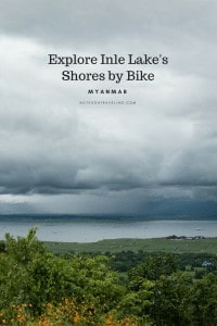 Welcome to Myanmar's Inle Lake! Once you've explored the lake by boat, why not get moving and head out for an Inle Lake bike tour? Explore Maing Thauk, the Forest Monastery, a secret spring, and top off your visit with a drink or food with a view at the Red Mountain vineyard. #destinationguide #myanmariniterary #travelguide
