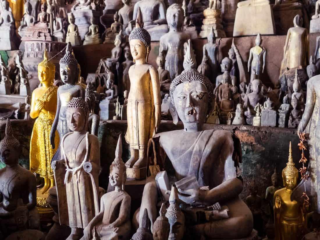 Luang Prabang to Huay Xai - Luang Say Mekong River Cruise, Laos