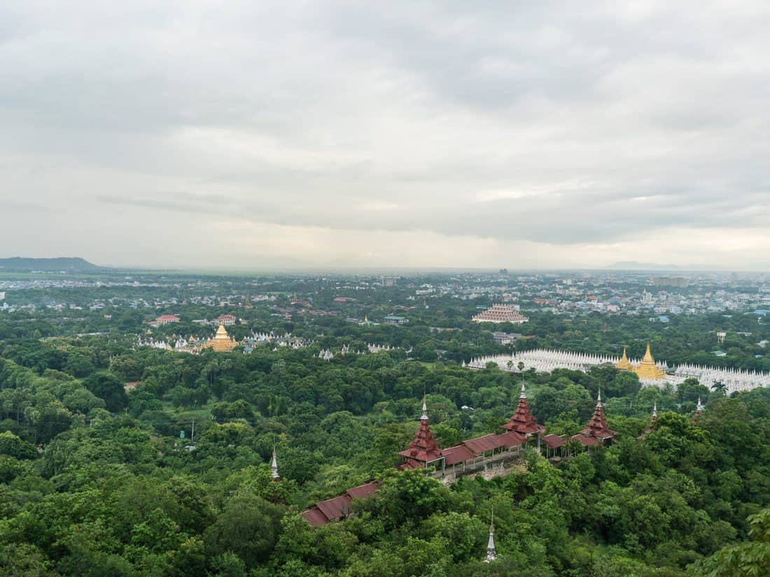 Mandalay, Myanmar's Spiritual Center Last Royal Capital
