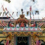 Hindu Temple in Mandalay, Myanmar (2017-09)