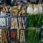 Mandalay street food, Myanmar (2017-09)