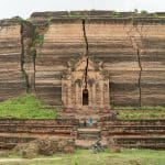 Mingun Paya, Mingun, Mandalay, Myanmar (2017-09)