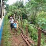 Slow train Shwenyaung (Inle Lake) to Thazi, Myanmar (2017-10)