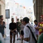 Guide at free Penang walking tour - George Town, Malaysia - 20171219-DSC02926