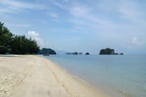 Tunjung Rhu beach, Langkawi, Malaysia