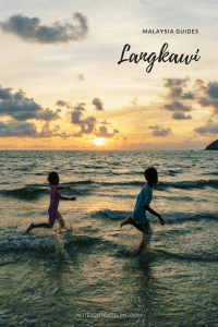 Pulau Langkawi is the largest of more than 100 islands that make up the Langkawi archipelago in the Andaman Sea. It's located about 30 km from the Malaysia Peninsula and measures about 25x32km. Read my guide to learn everything else you need to know to organize your visit to Langkawi. #southeastasia #destinationguide #beachvacation