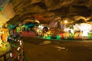 Inside Ramayama Cave, Batu Caves, Kuala Lumpur, Malaysia - 20171231-DSC03233